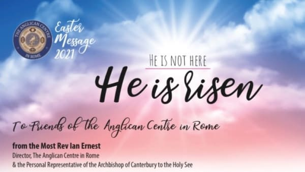 Archbishop Ian's Easter Message