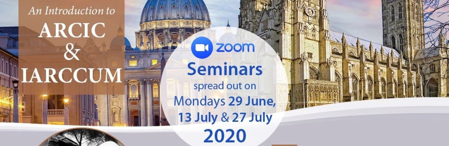 The Anglican Centre in Rome Courses 2020/2021