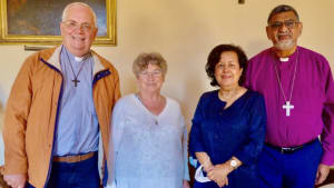 On Wednesday 25th November a joint webinar, with the Director of the Anglican Centre in Rome, is to be hosted both by the Ripon Support Group of the Anglican Centre and the International charity, Christians Aware.